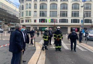 Γαλλία – Νίκαια: Επίθεση με μαχαίρι σε εκκλησία – Τρεις νεκροί (LIVE)