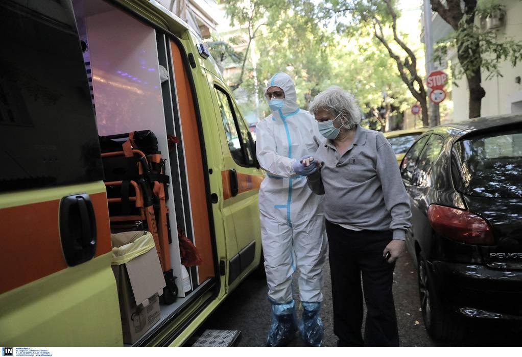 Γηροκομείο Αμαρουσίου: Ανησυχία για διασπορά του νέου στελέχους κορωνοϊού