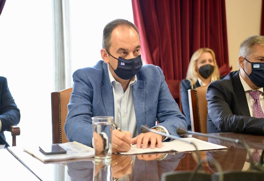 Πλακιωτάκης: Έργα υποδομών ύψους 5,4 εκατ. ευρώ σε Κεφαλονιά και Ιθάκη