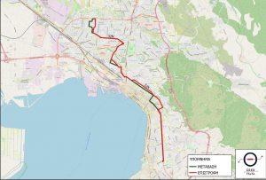 Θεσσαλονίκη: Μία λεωφορειακή γραμμή ειδικά για τα νοσοκομεία