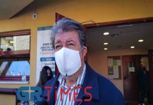 Δανιηλίδης: Οριακά οι βάρδιες στην καθαριότητα (ΗΧΗΤΙΚΟ)