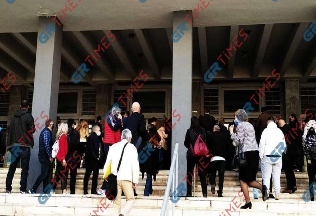 Θεσσαλονίκη: Φάρσα το τηλεφώνημα για βόμβα στα Δικαστήρια