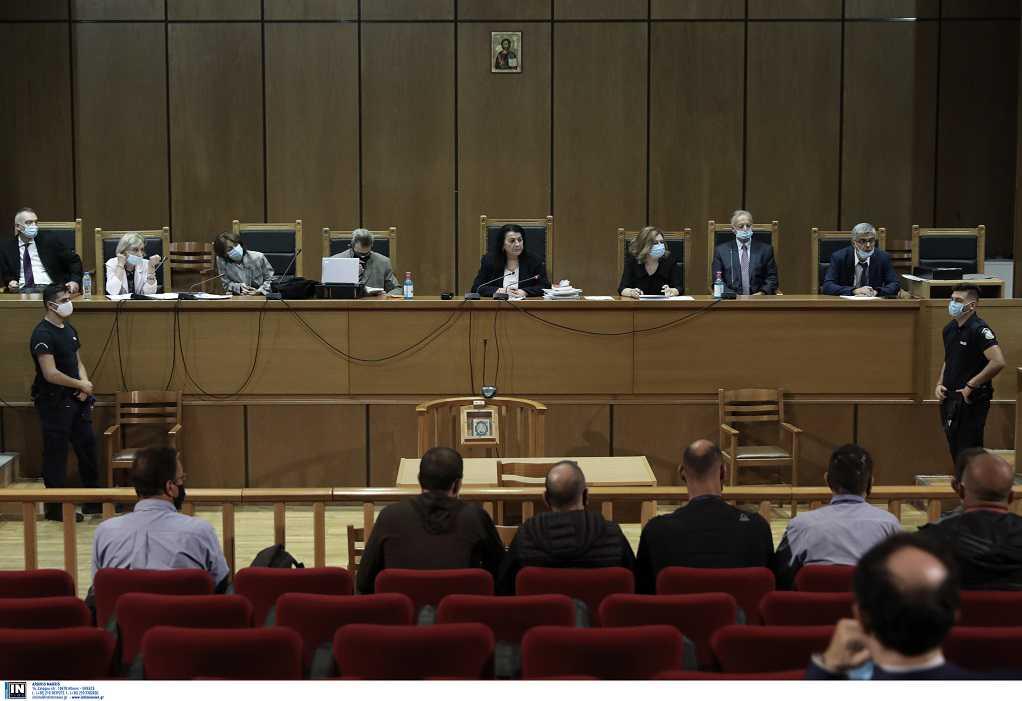 Δίκη Χρυσής Αυγής: Σήμερα η πρόταση επί των ποινών