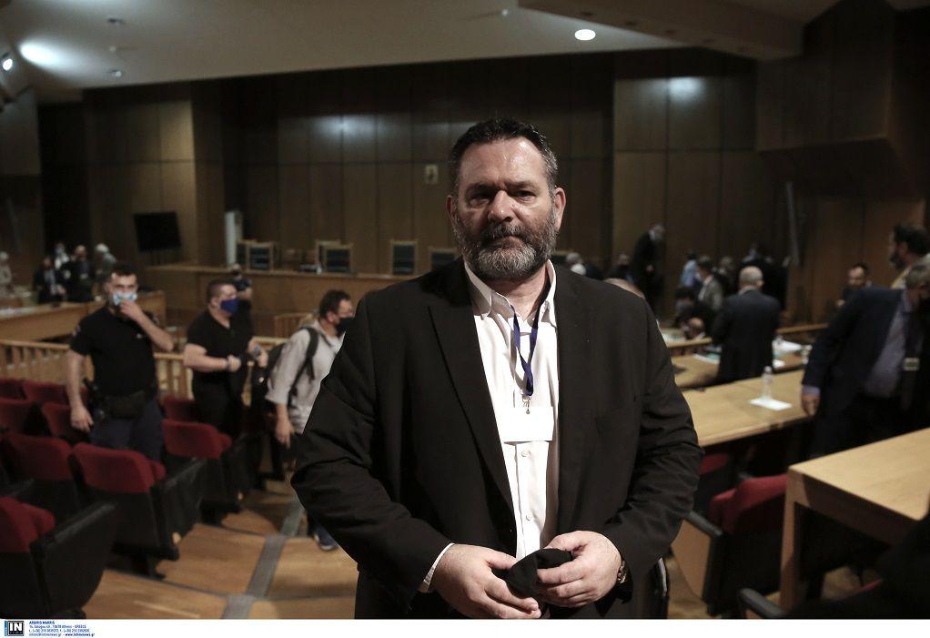 Γ. Λαγός: Διεκδικεί αποζημίωση 100.000 ευρώ από την Σακελλαροπούλου