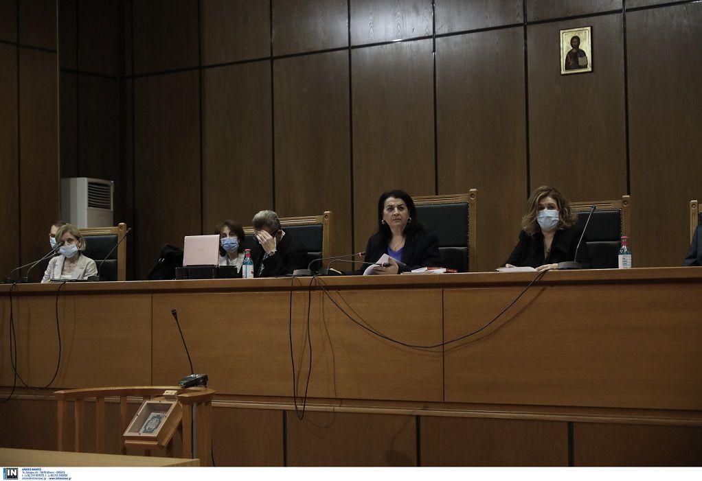 Δίκη ΧΑ: Ισόβια για Ρουπακιά προτείνει η εισαγγελέας