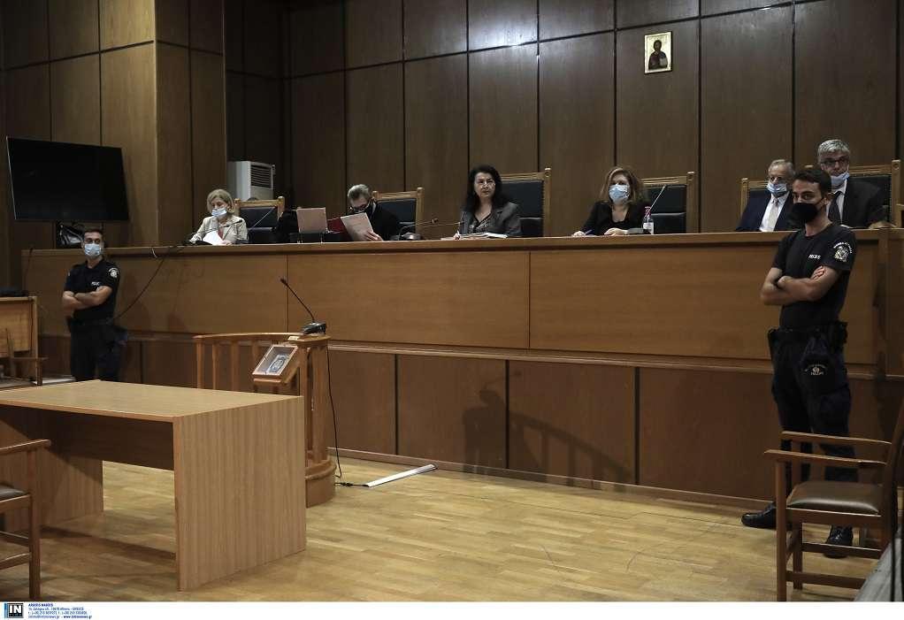 Δίκη Χ.Α.: Σήμερα στις 11 π.μ. αναμένεται η κρίσιμη απόφαση