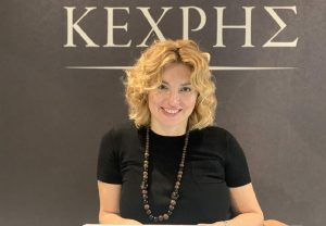Eλένη Κεχρή: Ένας κύκλος Οινοποιΐα- Γαστρονομία- Τουρισμός