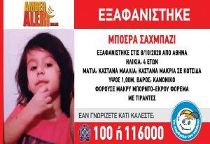 Εξαφάνιση ανήλικου στην Αθήνα – Γνωρίζετε κάτι;