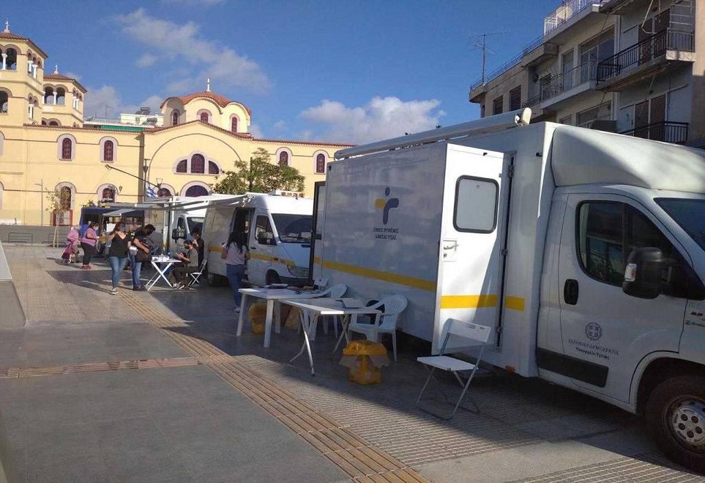 Κορωνοϊός: Δωρεάν rapid τεστ σε πολίτες στη Νίκαια