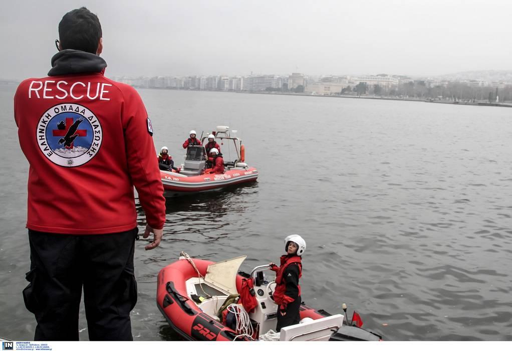 ΕΟΔ: Με σωσίβια στον Θερμαϊκό θα σωθούν ανθρώπινες ζωές