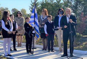 Ο εορτασμός της Απελευθέρωσης της Χαλάστρας (ΦΩΤΟ)