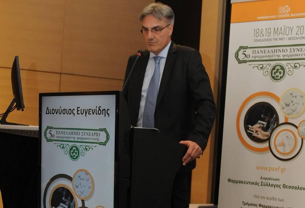 Ευγενίδης: Δεν γίνεται προκράτηση για self test (ΗΧΗΤΙΚΟ)