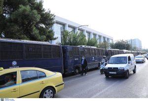 Κυκλοφοριακές ρυθμίσεις και αύριο στο Εφετείο Αθηνών