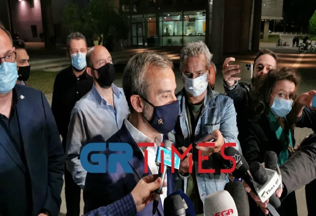Κ. Ζέρβας: Δεν αποφασίστηκαν νέα μέτρα (VIDEO)