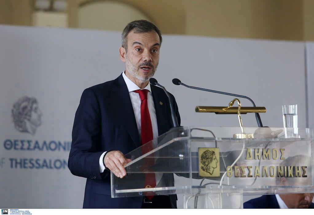 Ζέρβας: Στόχος η διεθνής αναγνώριση της γενοκτονίας των Ποντίων