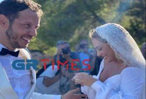 Στις Σπέτσες ο γάμος της Ελεονώρας Ζουγανέλη (ΦΩΤΟ)