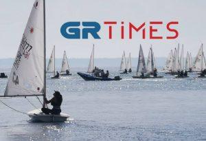 Θεσσαλονίκη: Ξεκίνησε το ιστιοπλοϊκό πρωτάθλημα – Δείτε πλάνα από drone (ΦΩΤΟ+VIDEO)