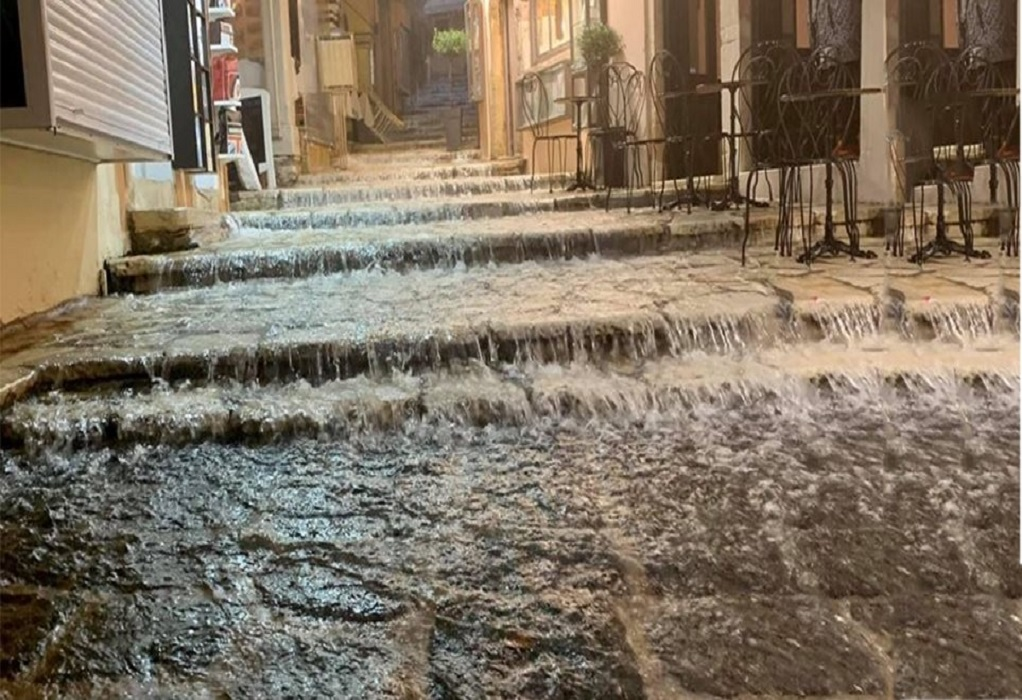 Ισχυρές καταιγίδες στο Ιόνιο -Που θα χτυπήσει η κακοκαιρία