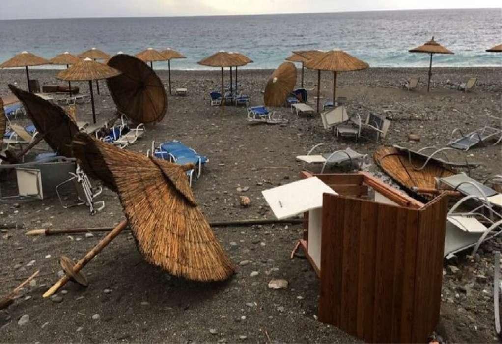 Κίρκη: «Σάρωσε» τη Σούγια της Κρήτης (ΦΩΤΟ)