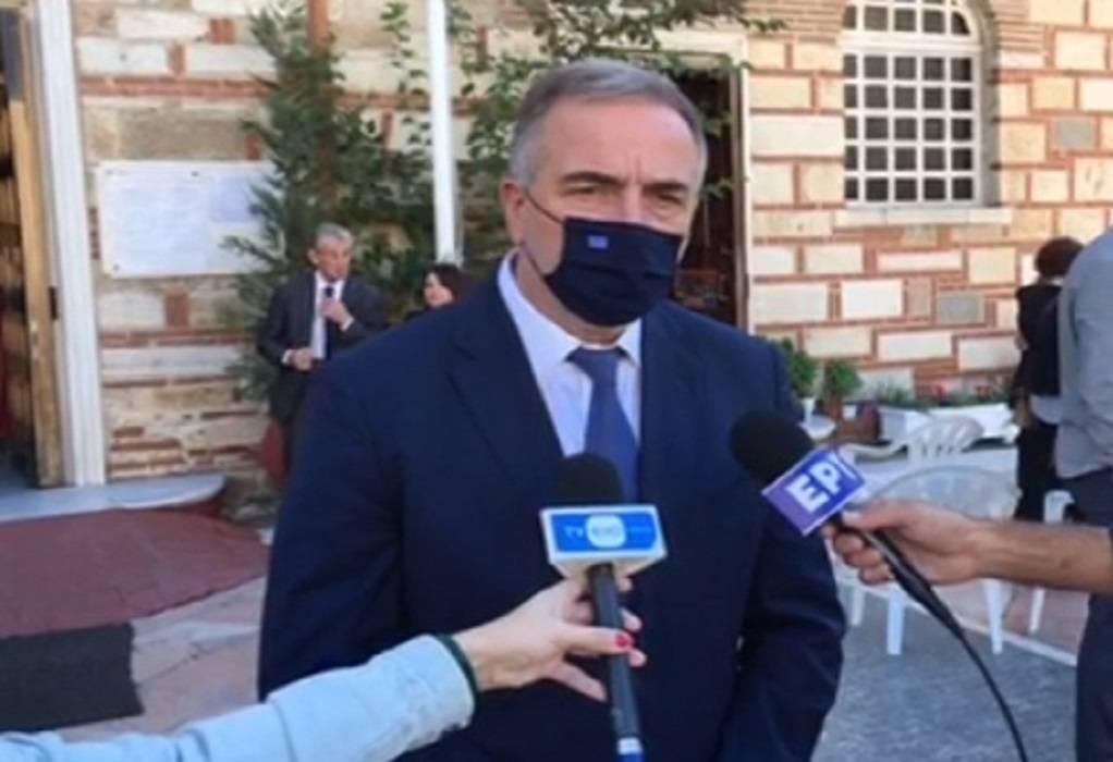 Καλαφάτης: Η Ελλάδα θα προασπίσει την κυριαρχία της (VIDEO)