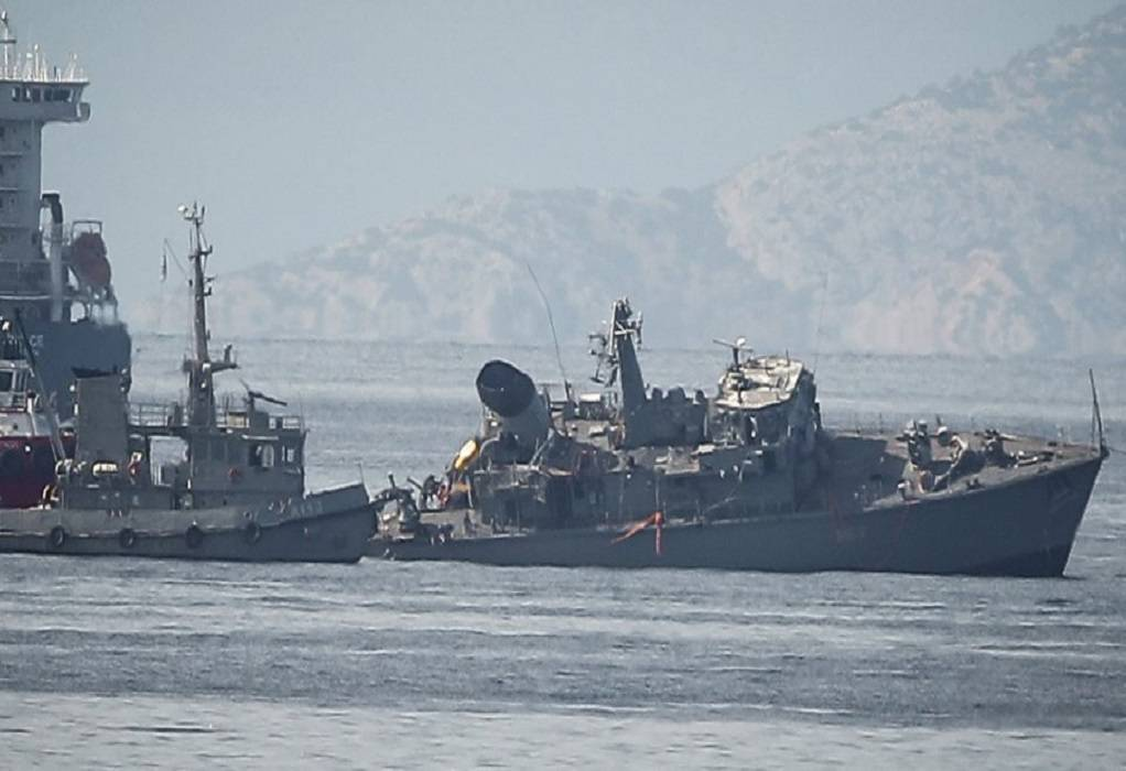 Συνελήφθη ο πλοίαρχος του Maersk Launceston για πρόκληση ναυαγίου από αμέλεια (ΦΩΤΟ-VIDEO)