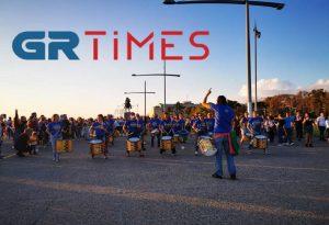 Εκδήλωση διαμαρτυρίας για τις αρχαιότητες στον Σταθμό Βενιζέλου (ΦΩΤΟ-VIDEO)
