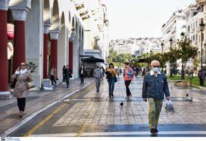 Με SMS η έξοδος σε Θεσσαλονίκη, Σέρρες: Τι αλλάζει