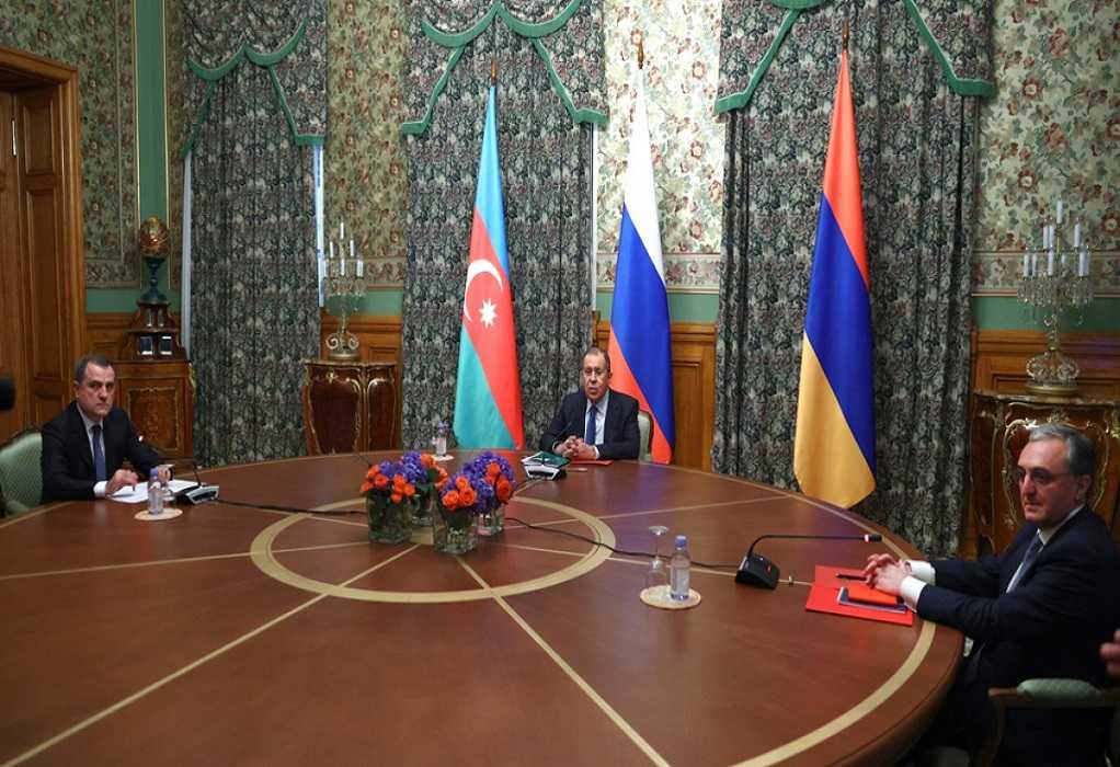 Ναγκόρνο-Καραμπάχ: Έδωσαν τα χέρια για εκεχειρία Αρμενία – Αζερμπαϊτζάν