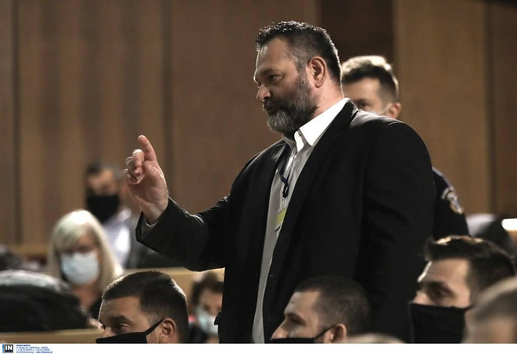 Δίκη ΧΑ: Εξώδικο Λαγού στη Σακελλαροπούλου