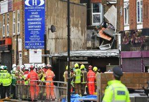 Έκρηξη σε κτίριο στο Λονδίνο – Φόβοι για νεκρούς