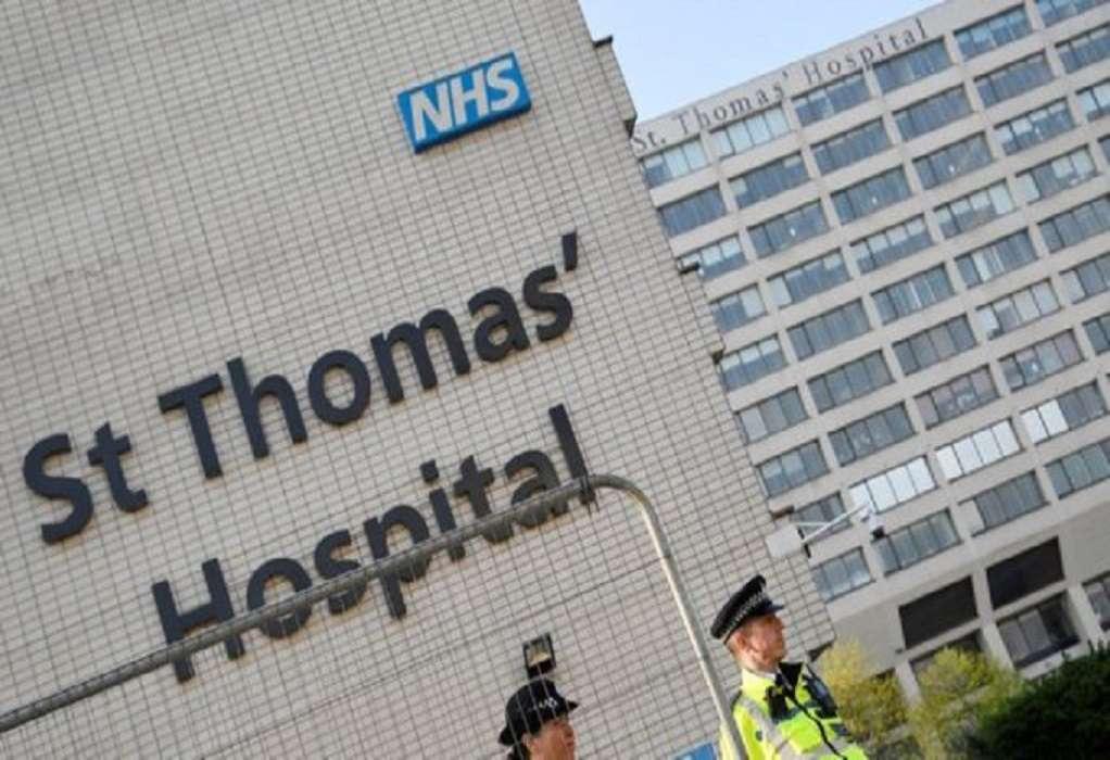 Λονδίνο: Κινητοποίηση της αστυνομίας στο νοσοκομείο Σεντ Τόμας