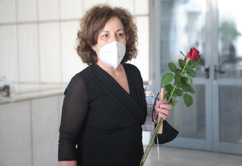 Μάγδα Φύσσα για Γιορτή Μητέρας: Έχασα το παιδί μου από τους φασίστες, σήμερα θα είμαι μισή