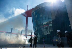 Θεσσαλονίκη: Διαμαρτυρία για τα επεισόδια στο μαθητικό συλλαλητήριο
