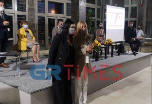 Το GRTimes.gr βράβευσε τη Μαρέβα (ΦΩΤΟ-VIDEO)