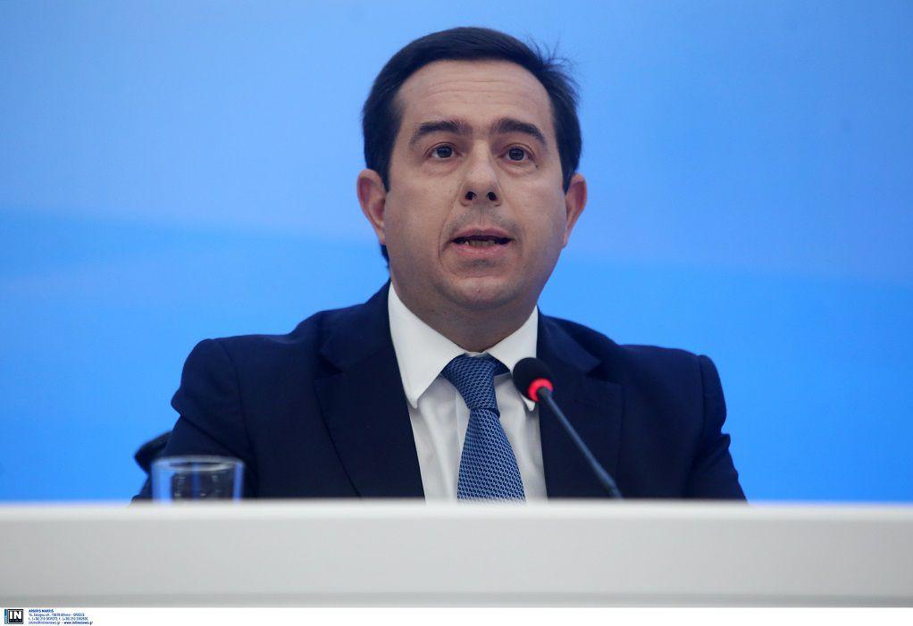 Στην Κύπρο σήμερα ο Νότης Μηταράκης