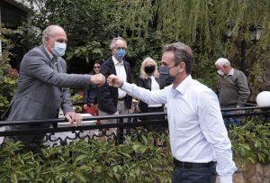 Τη Σαμοθράκη επισκέπτεται ο πρωθυπουργός