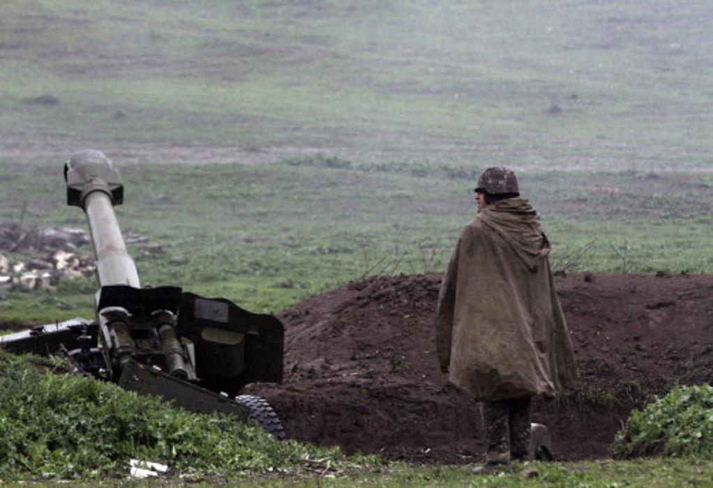 Αρμενία-Αζερμπαϊτζάν: Προσωρινή κατάπαυση πυρός για ανθρωπιστικούς λόγους