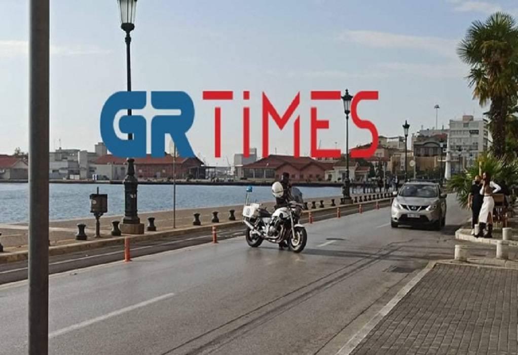 Θεσ/νίκη: Μηχανοκίνητη πορεία Αρμενίων στο κέντρο