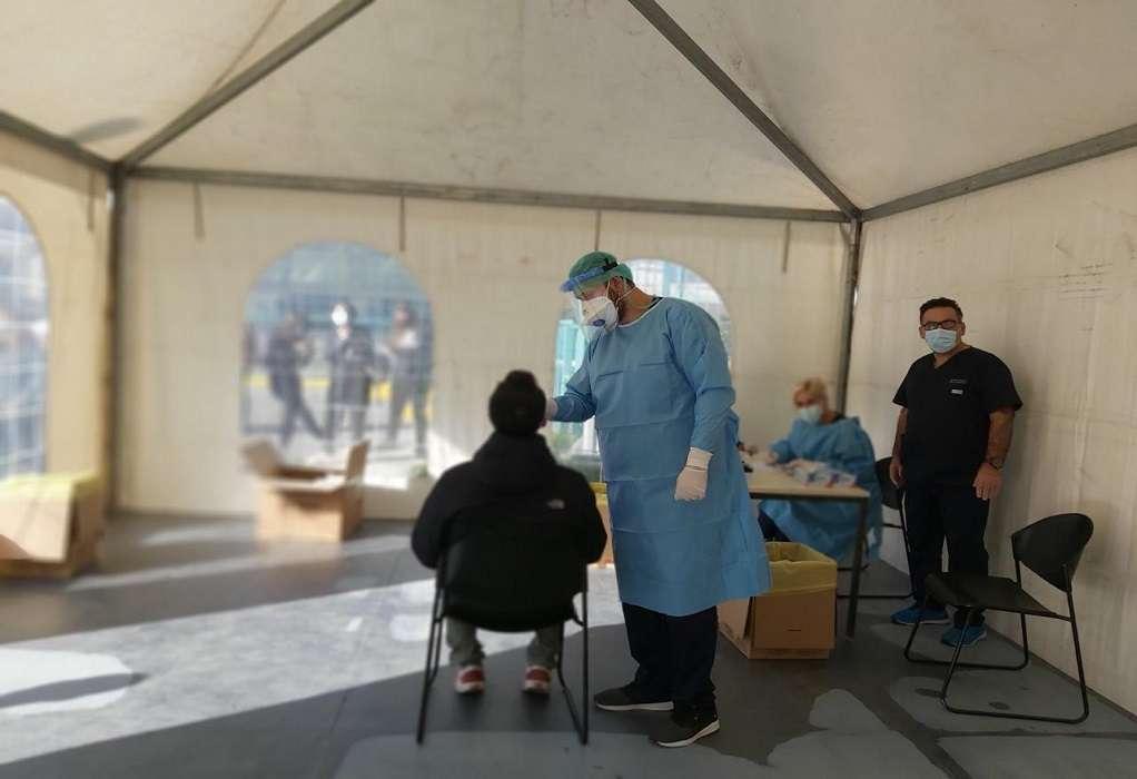 ΑΧΕΠΑ: 1.500 rapid test μετά τα 10 κρούσματα