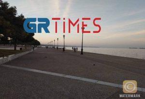 Πρώτη μέρα με… μάσκες παντού – Δείτε εικόνα από τη Θεσσαλονίκη (VIDEO)