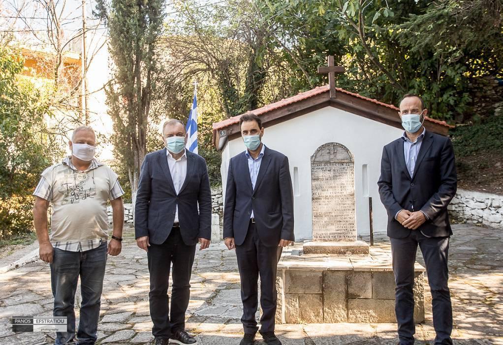 Χορτιάτης: Ανακαίνιση για την ιστορική οικία Νταμπούδη