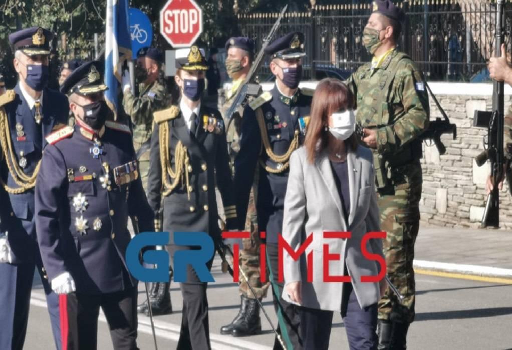 Γ' Σώμα Στρατού: Το μήνυμα της ΠτΔ για την 28η Οκτωβρίου (ΦΩΤΟ+VIDEO)