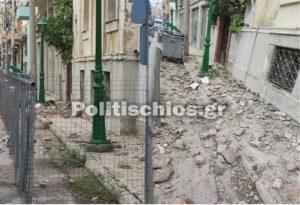 Συντονιστικό Τοπικό Όργανο Χίου: Να κηρυχθεί σε κατάσταση έκτακτης ανάγκης το νησί