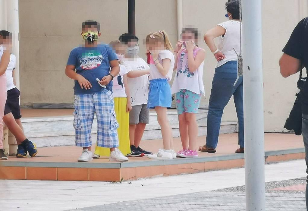 Σχολεία: Μάσκα και στα διαλείμματα! -Δείτε το ΦΕΚ