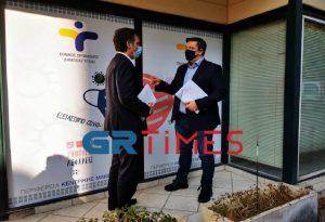 Αρκουμανέας: Θετικά στο 5% τα τεστ στη Θεσσαλονίκη – Τι ζήτησε ο Τζιτζικώστας