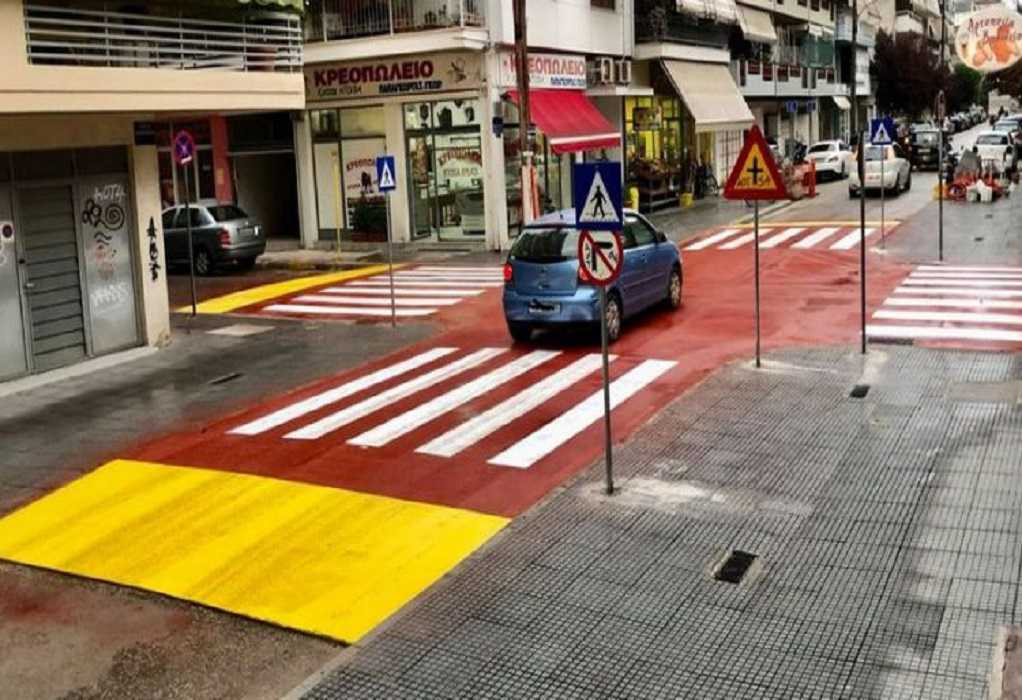 Παραδόθηκε η νέα ανισόπεδη διάβαση στα Τρίκαλα (ΦΩΤΟ)