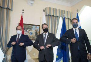 Τριμερής-Μητσοτάκης: Η Άγκυρα φαντασιώνεται αυτοκρατορικές πρακτικές