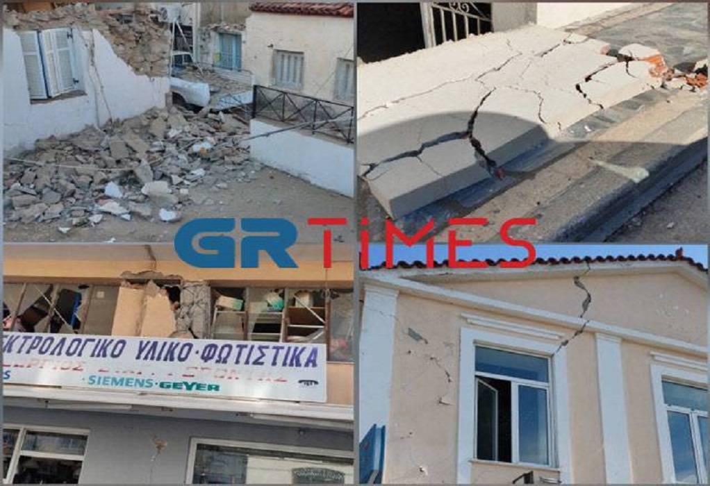 Ισχυρός σεισμός 6,7 Ρίχτερ βόρεια της Σάμου (Συνεχής Ενημέρωση)