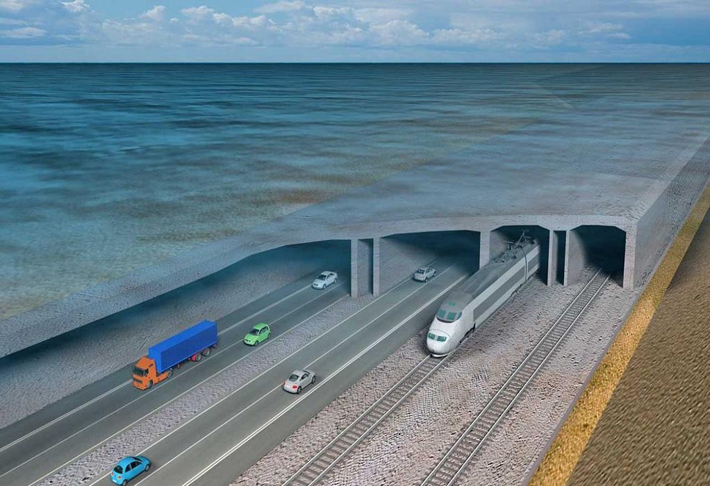 Υποθαλάσσιο τούνελ θα ενώνει Γερμανία – Δανία