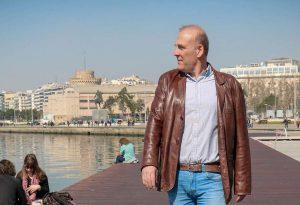 Ένσταση Χαλιαμπάλια για τις χημικές τουαλέτες στη νέα παραλία Θεσσαλονίκης